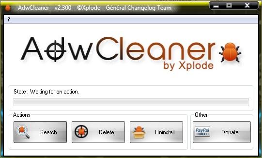 AdwCleaner Portable v2.300