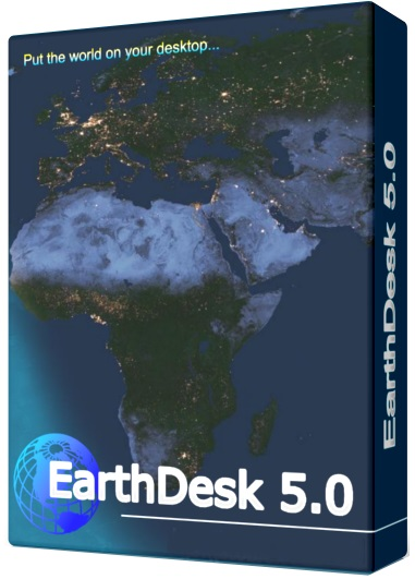 EarthDesk 5.0.6 RUS