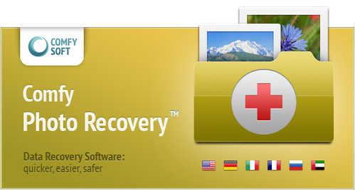 Comfy Photo Recovery 3.2
