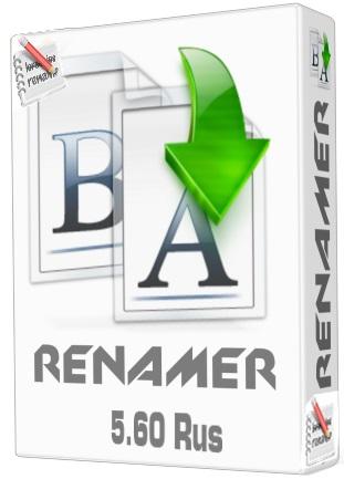 ReNamer 5.60 Rus Portable
