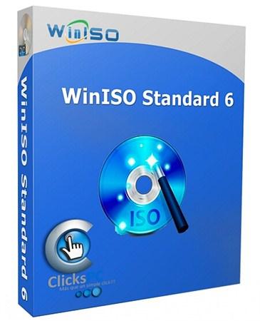 WinISO Standard 6.3.0.4864 Rus