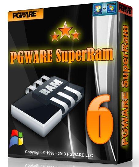 PGWARE SuperRam 6.4.29.2013
